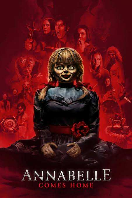 Annabelle Comes Home 2019 Full Movie Download in Hindi 480p khatrimaza