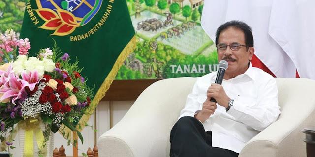 Pengamat: Belum Laksanakan Tugas Jokowi, Sofyan Djalil Layak Dicopot