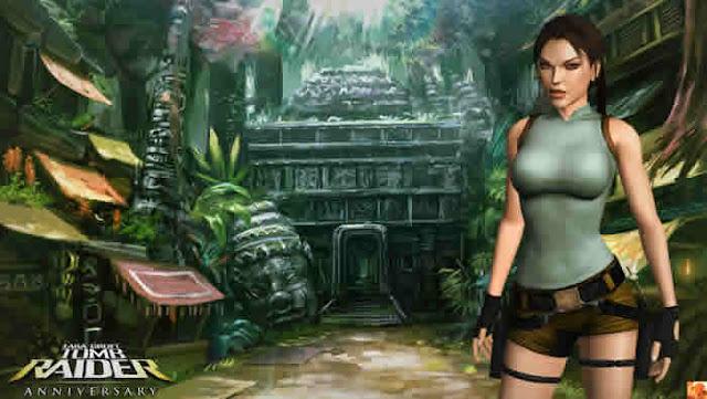 Tomb Raider Anniversary android