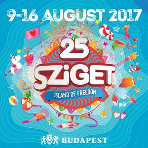 Sziget Festivali 2017 Budapest Hungary