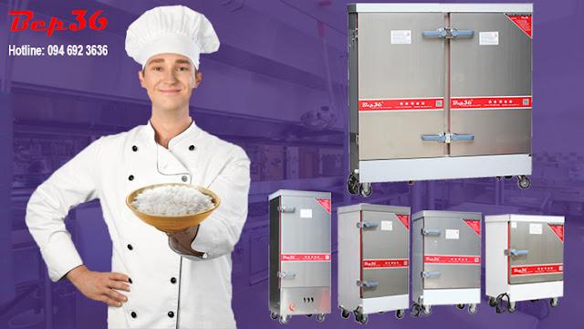 Đặc điểm của tủ nấu cơm công nghiệp