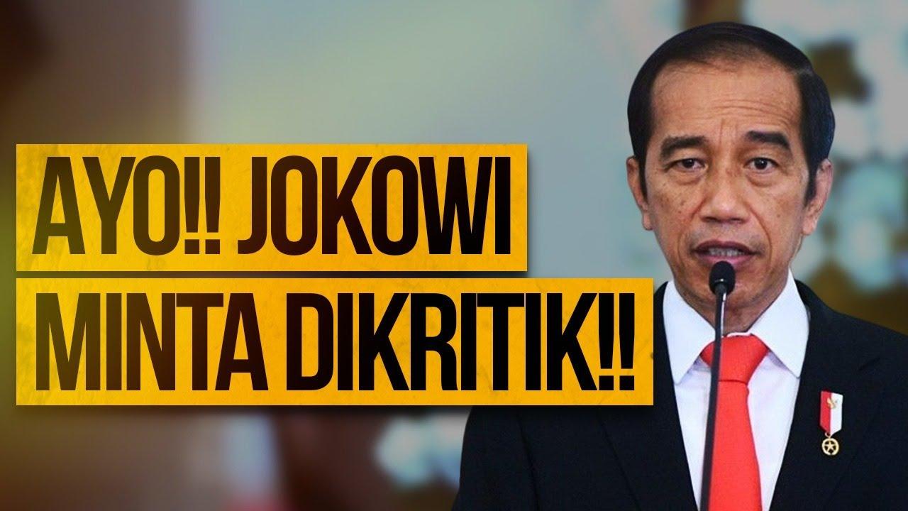IRONI! Jokowi Minta Dikritik, Tapi Gelombang Razia Mural Jalanan Terus Dilakukan
