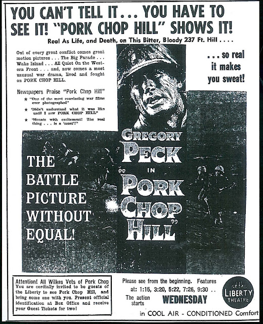 Pork Chop Hill 1959 movieloversreviews.filminspector.com advertisement