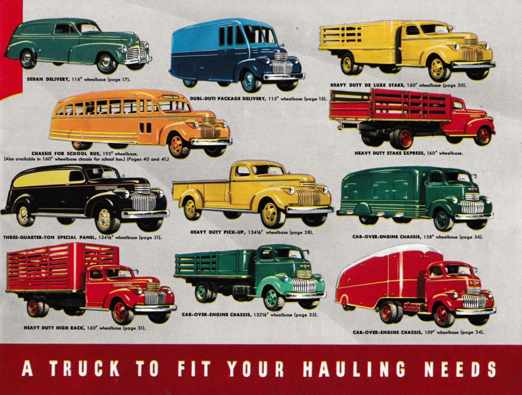 Nostalgia On Wheels Two Tone Paint For Chevrolet