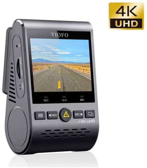 VIOFO A129 Pro 4K UHD Car Dash Camera