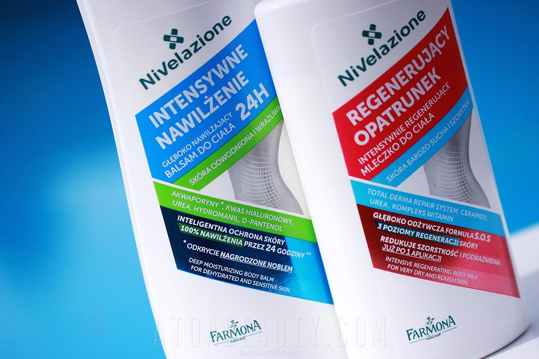 Farmona Nivelazione balsam i mleczko