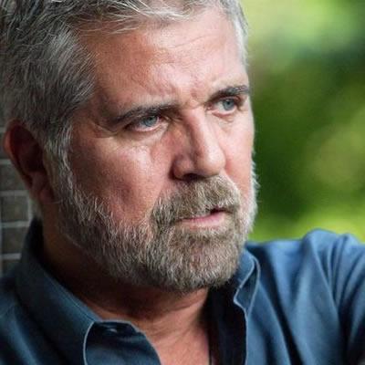 Pedro Juan Figueroa sumergido en la tristeza