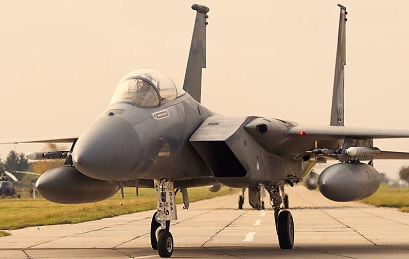 Boeing F-15E Eagle