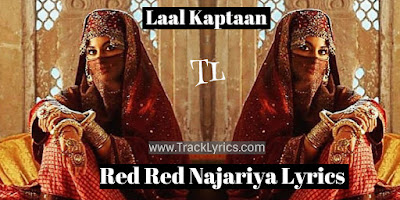 red-red-najariya-lyrics