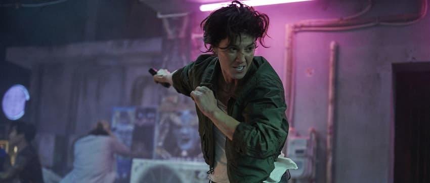 Рецензия на фильм «Кейт» - лихой боевик от авторов «Джона Уика» и «Взрывной блондинки» - 01