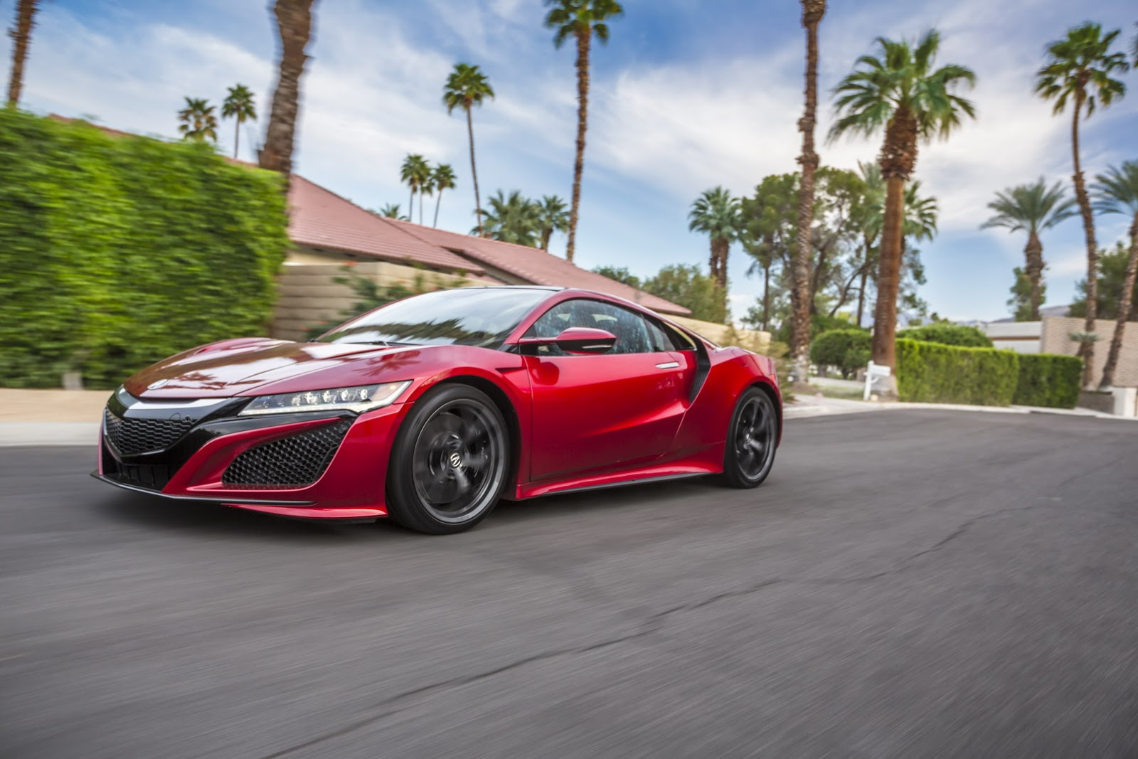 2017 acura nsx expected to receive type r and roadster versions carscoops. Black Bedroom Furniture Sets. Home Design Ideas
