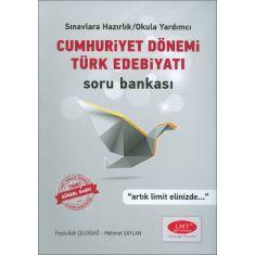 Limit Cumhuriyet Dönemi Türk Edebiyatı Soru Bankası