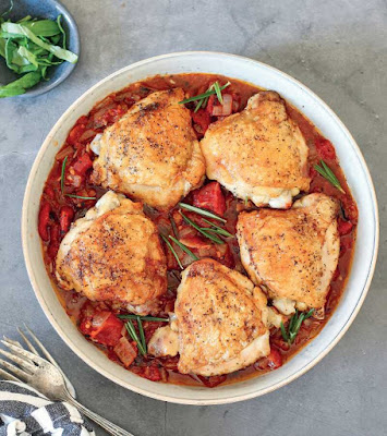 Vinegar Chicken Stew Recipe