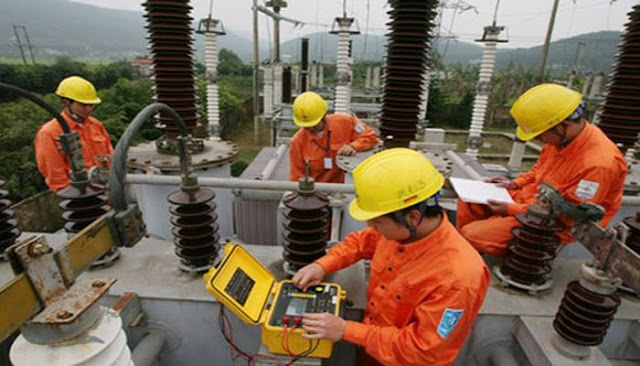 EVN đã bán điện sang Lào, Campuchia