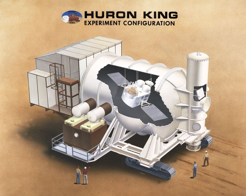 Huron King Nuclear Test
