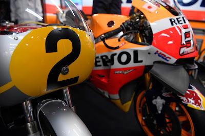 Honda Rayakan Setengah Abad Masuk Grand Prix