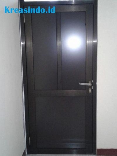 Harga Pintu Aluminium Kombinasi ACP