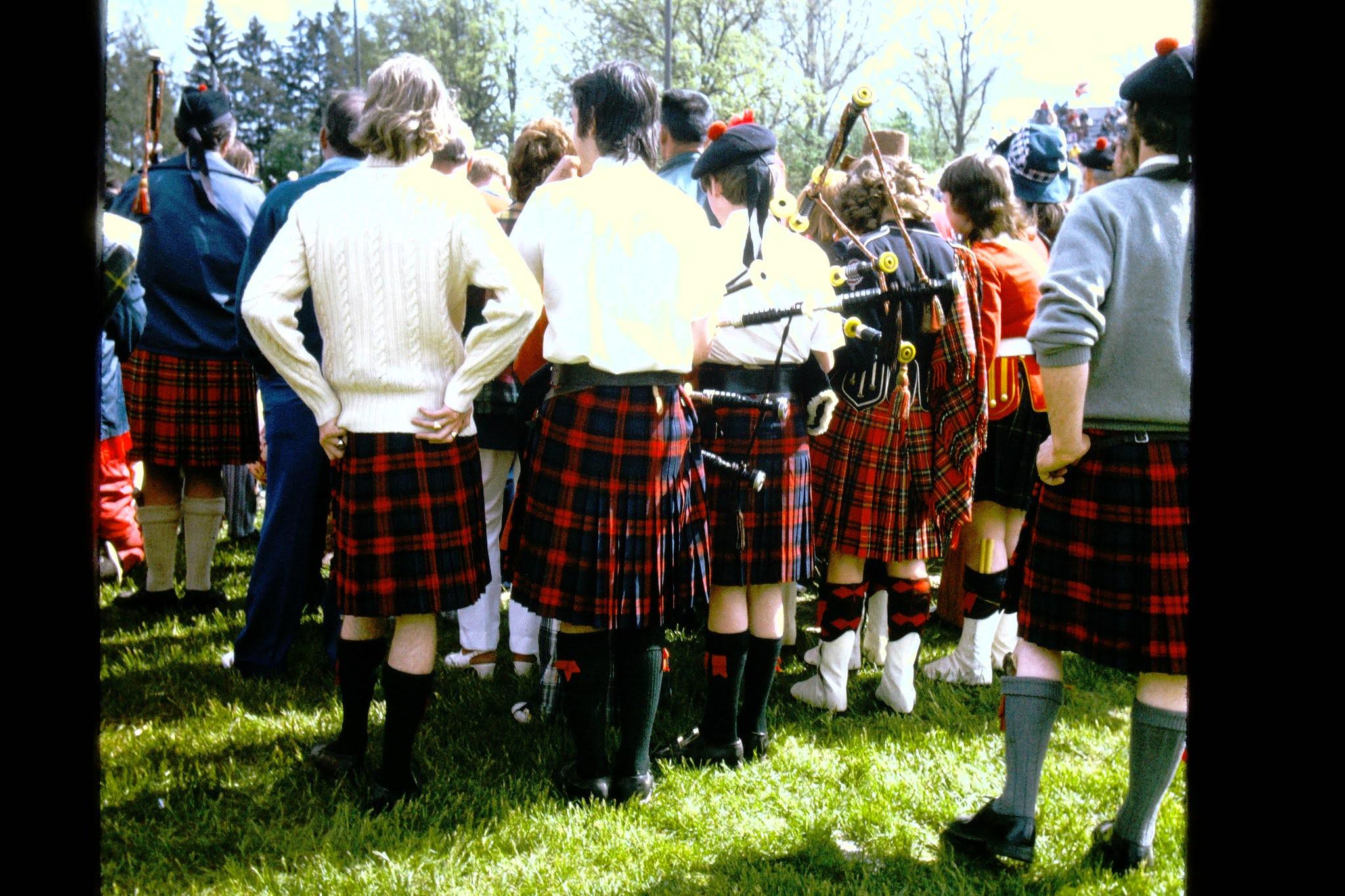 Highland Games 1974
