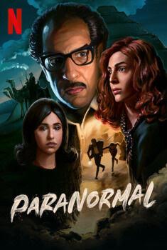 Paranormal 1ª Temporada Torrent - WEB-DL 720p Dual Áudio