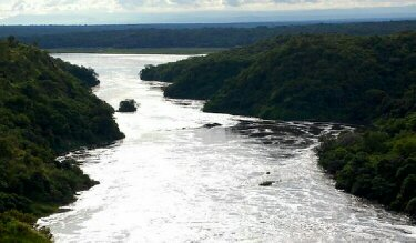 In which country does the White Nile originate?