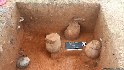 New findings on Lao Plain of Jars help unravel ancient mysteries
