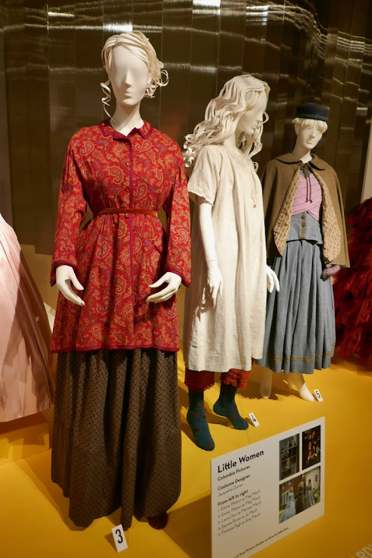 Little Women film costumes