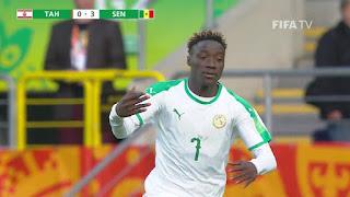 Senegal beat Tahiti in Under-20 World Cup opening game