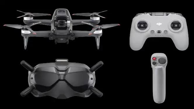 DJI FPV - A First Person Hybrid Drone