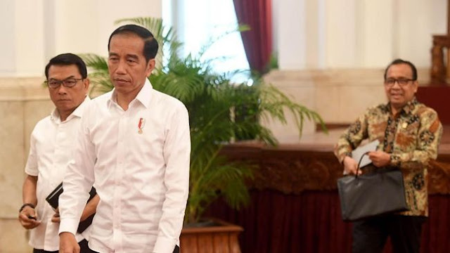 JoMan Embuskan Kabar Reshuffle Jilid II dalam Waktu Dekat