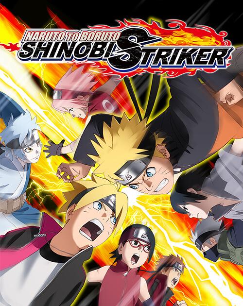 Nuevo Trailer de Naruto To Boruto: Shinobi Striker 2018