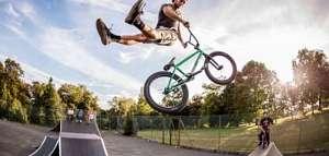 Bersepeda dapat meningkatkan kesehatan