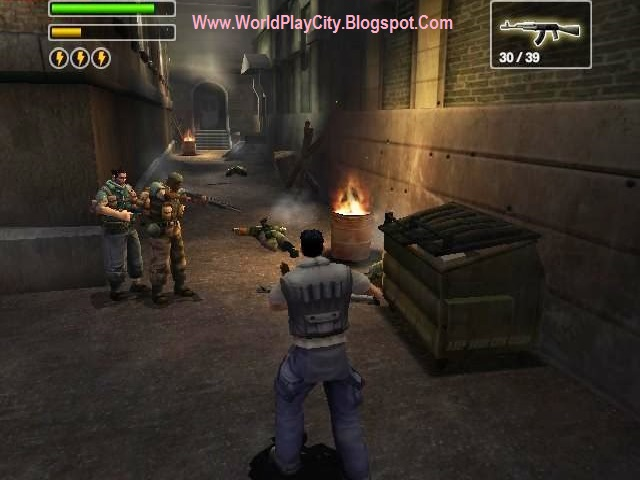 Freedom Fighters PC Game Free Download Torrent