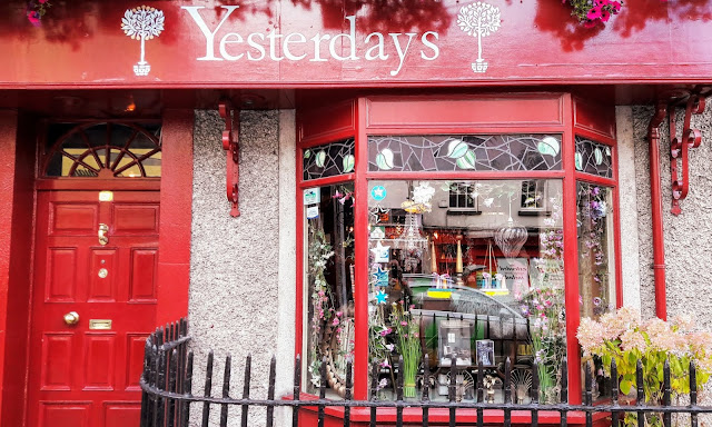 There is a Shop called Yesterdays in Kilkenny