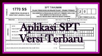 Download Aplikasi SPT Versi Terbaru
