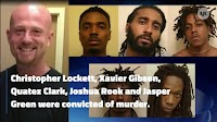 5 black males convicted of killing white cop