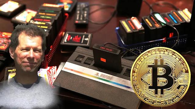 La relación de bitcoin con el Atari 2600