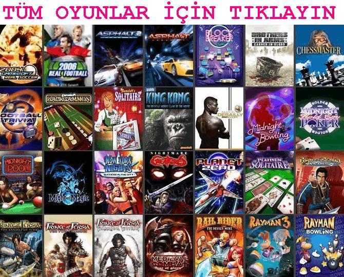 Tüm Oyunlar