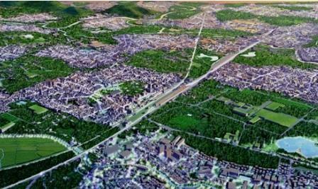 Penerapan Sistem Informasi Geografi dalam Kajian Geografi