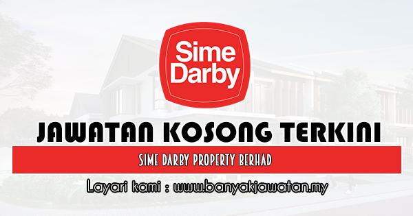Jawatan Kosong 2019 di Sime Darby Property Berhad
