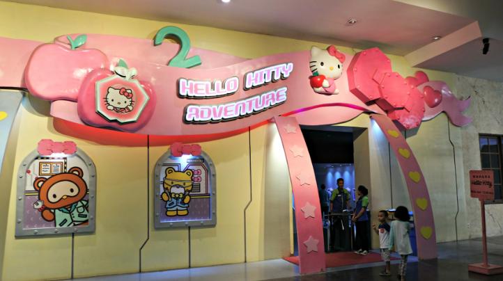 Hello Kitty Adventure Dufan