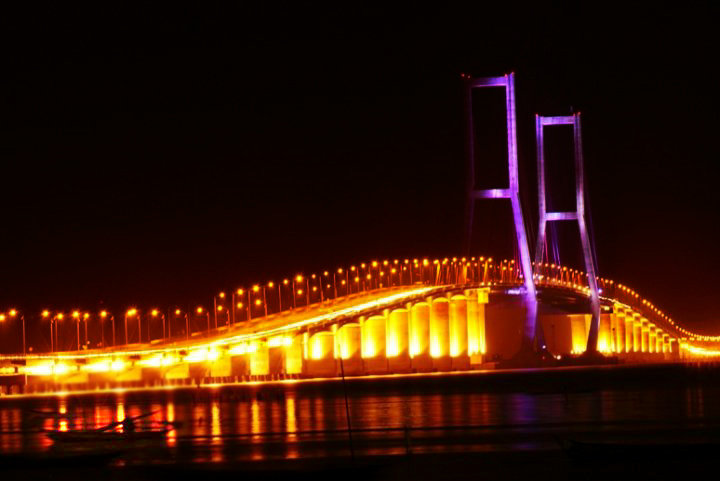 Suramadu Bridge Surabaya