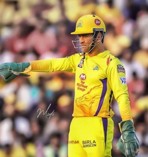 image of ms dhoni