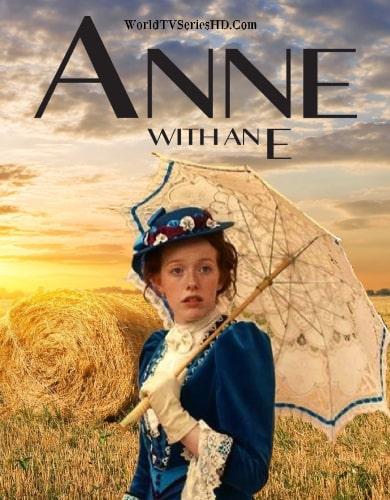 Anne with an E Season 4 (TV Series)