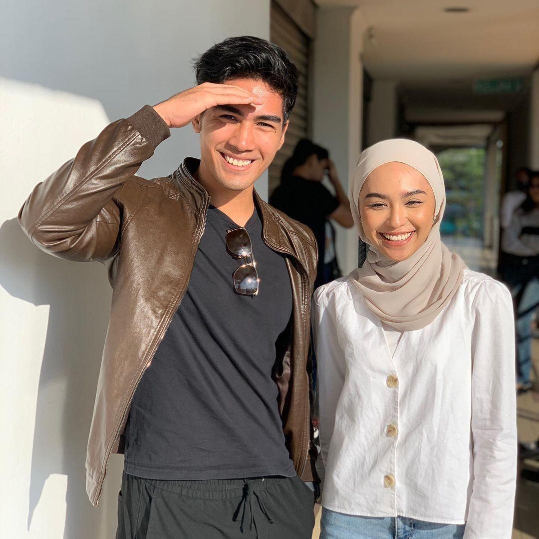 Pelakon Drama Bersiri Kisah Cinta Rumi 4