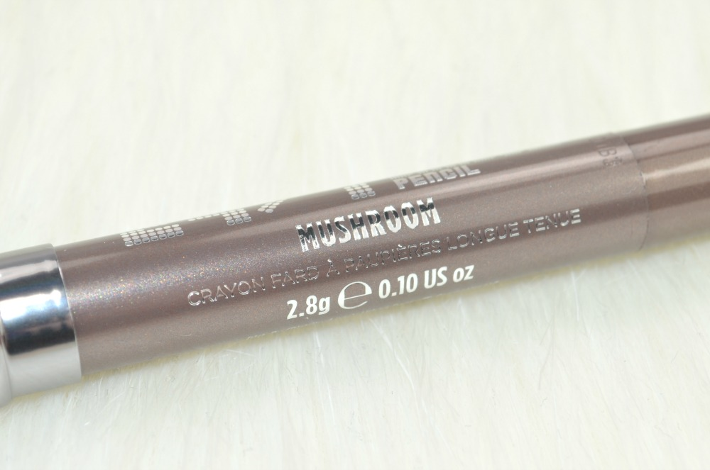 Urban Decay Mushroom 24/7 Glide-On Shadow Pencil Review / Swatches