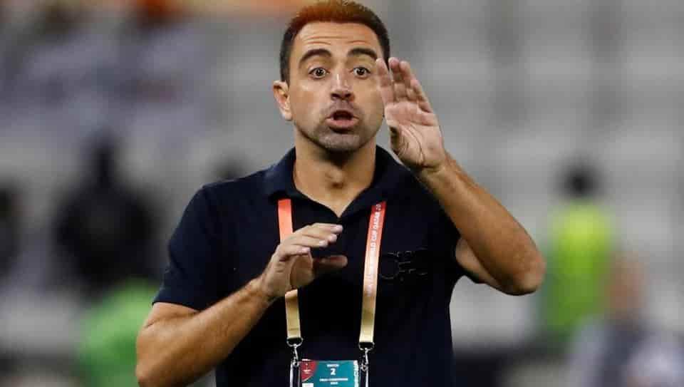 اسباب رفض تشافي عرض تدريب برشلونة