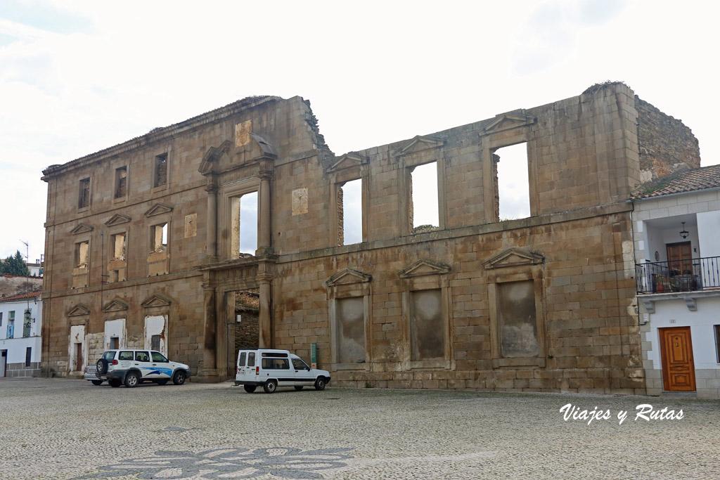 Palacio de los Roco Camprofrío de Alcántara
