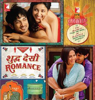 Shuddh Desi Romance 2013 Full Movie Download