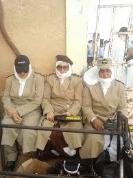 نساء شرطيات موريتانيات