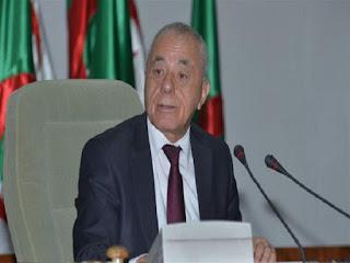 حزب الأفلان، الأرندي ، وتاج ، والأميبا يجبرون رئيس البرلمان الجزائري السعيد بوحجة علي الاستقالة